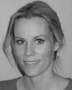 Linda Davidsson Yogalehrerin
